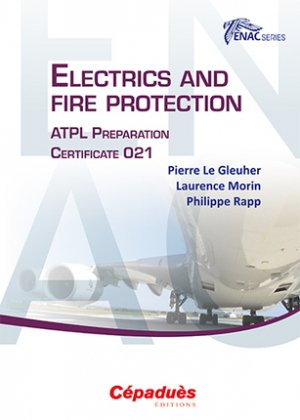 Electrics and fire protection - cepadues - 9782364931176 -