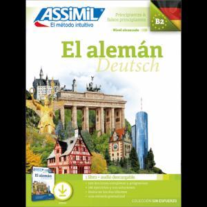 El alemán (pack téléchargement) - assimil - 9782700571219 -