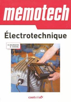 Électrotechnique - casteilla - 9782713534942 -