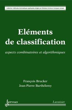 Éléments de classification - hermès / lavoisier - 9782746214354