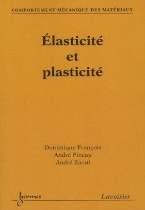 Élasticité et plasticité - lavoisier / tec et doc - 9782746223479 -