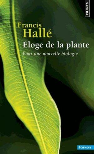 Éloge de la plante - du seuil - 9782757842263 -