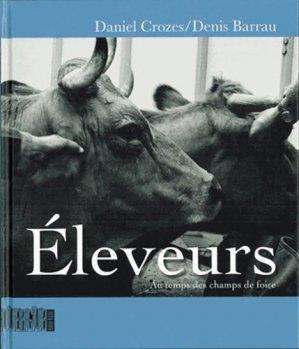 Éleveurs - rouergue editions - 9782812605574 -
