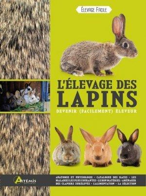 Elevage du lapin - artemis - 9782816013559 -