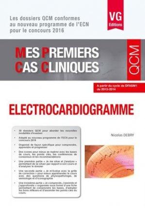 Electrocardiogramme - vernazobres grego - 9782818311066 -