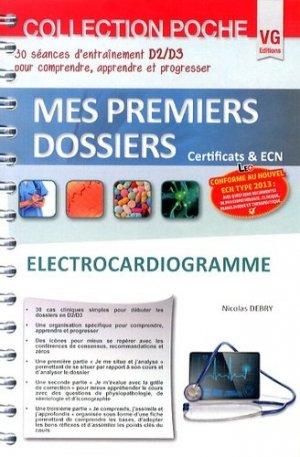 Electrocardiogramme - vernazobres grego - 9782818311264 -