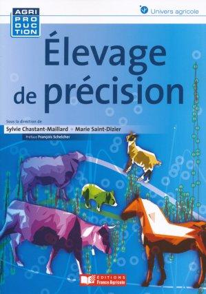 Elevage de précision - france agricole - 9782855574608 -