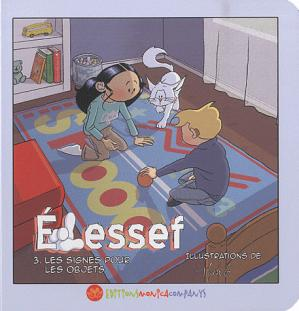 Élessef 3 - monica companys - 9782912998507 -