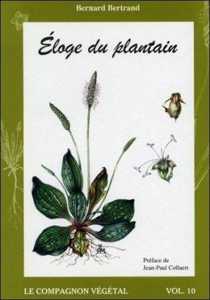Éloge du plantain - de terran - 9782913288614 -