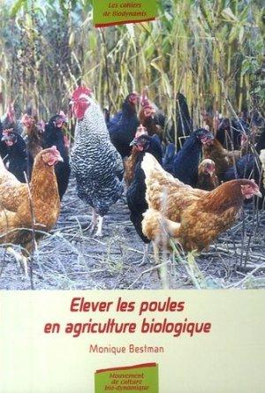 Élever les poules en agriculture biologique - mabd - mouvement de culture bio-dynamique - 9782913927285 -