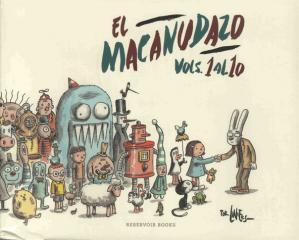 EL MACANUDAZO  - RESERVOIR BOOK - 9788416195435 -