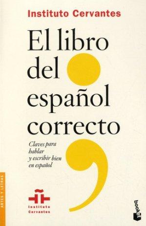 EL LIBRO DEL ESPANOL CORRECTO  - BOOKET - 9788467053654