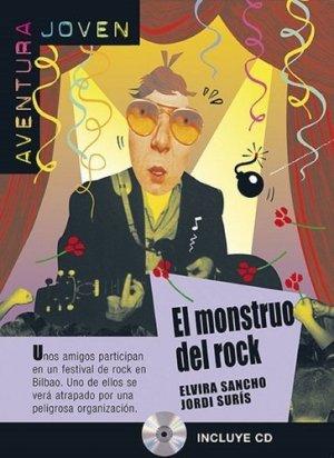 El monstruo del rock (1CD audio) - maison des langues - 9788484432746 -