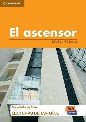 El ascensor - cambridge - 9788489756243 -