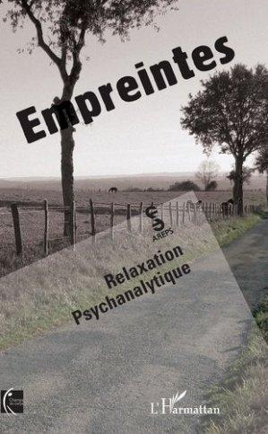 Empreintes. Relaxation psychanalytique - l'harmattan - 9782343195544 -