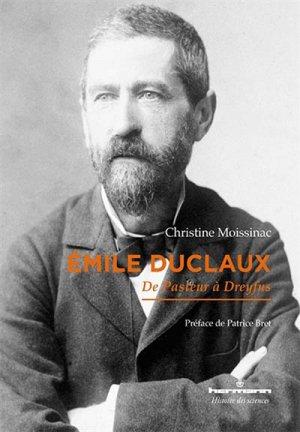 Emile Duclaux - hermann - 9782705690496 -