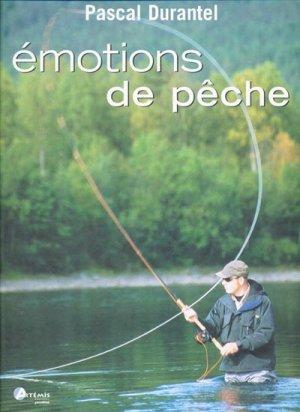 Émotions de pêche - artemis - 9782844162298 -