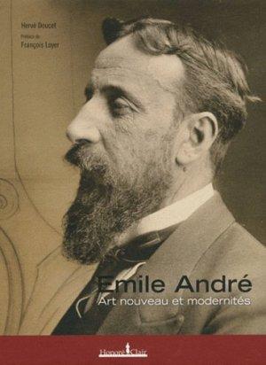 Émile André - honoré clair editions - 9782918371090 -