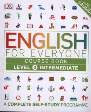 ENGLISH FOR EVERYONE LEVEL 3 INTERMEDIATE  - DK - 9780241226063 -