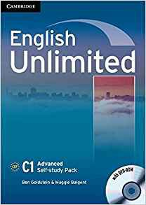English Unlimited, Advanced - Self-study Pack (Workbook with DVD-ROM) - cambridge - 9780521169738 -