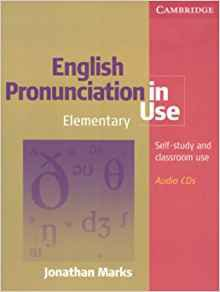 English Pronunciation in Use Elementary - Audio CDs Set (5) - cambridge - 9780521672641 -