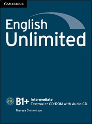 English Unlimited, Intermediate - Testmaker CD-ROM and Audio CD - cambridge - 9781107676404 -