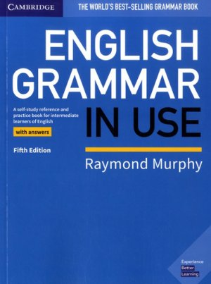 English Grammar in Use - Book with Answers - cambridge - 9781108457651 -