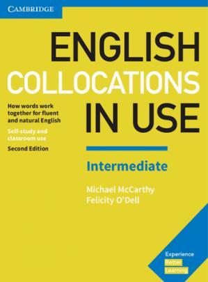 English Collocations in Use Intermediate - Book with Answers - cambridge - 9781316629758 -