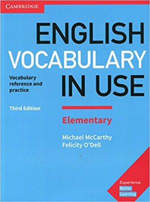 English Vocabulary in Use Elementary - Book with Answers - cambridge - 9781316631539 -