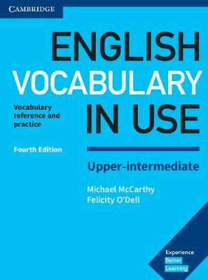 English Vocabulary in Use Upper-Intermediate - Book with Answers - cambridge - 9781316631751 -
