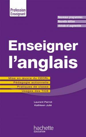 Enseigner l'anglais - hachette - 9782016253199 -