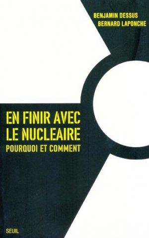 En finir avec le nucléaire - du seuil - 9782021059199 -