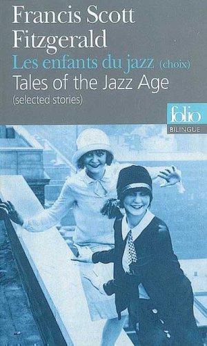 Les enfants du jazz - gallimard editions - 9782070362141 -