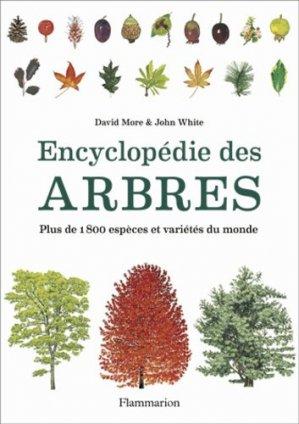 Encyclopédie des arbres - flammarion - 9782081303294 -