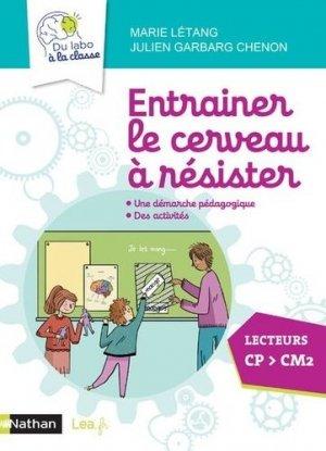 Entraîner le cerveau à résister CP-CE-CM. Guide du maître, Edition 2020 - Nathan - 9782091247717 -