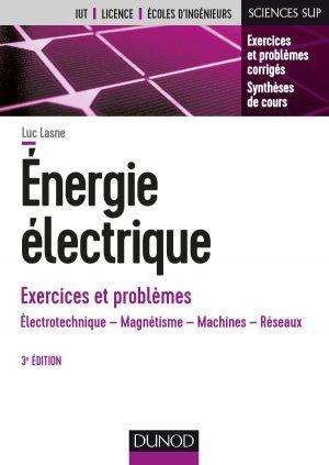 Energie électrique - dunod - 9782100791453