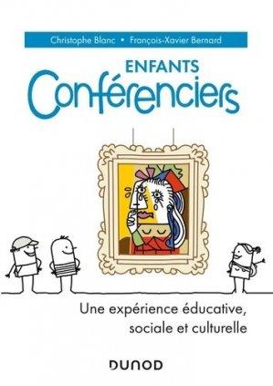 Enfants conférenciers - Dunod - 9782100813209 -