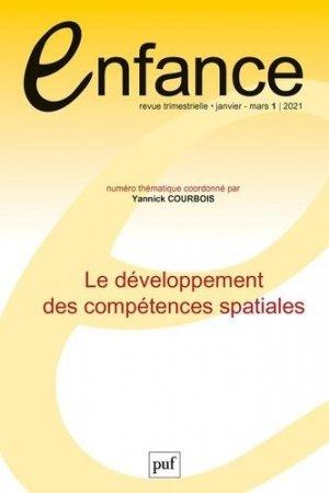 enfance 2021, n.73(1) - puf - presses universitaires de france - 9782130828877 -