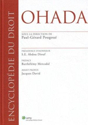 Encyclopédie du droit OHADA. Avec 1 CD-ROM - l'harmattan - 9782296557734 -