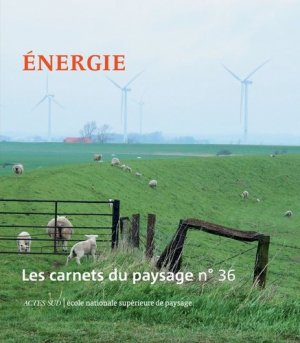 Energie - actes sud  - 9782330123635 -