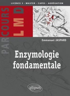 Enzymologie fondamentale - ellipses - 9782340035157 -
