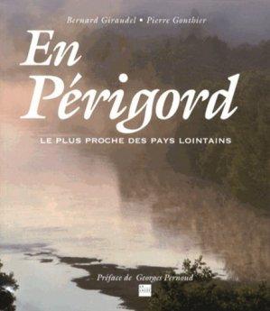 En Périgord - la lauze - 9782352490494 -