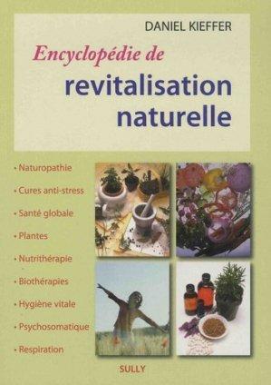 Encyclopédie de revitalisation naturelle - sully - 9782354322397 -
