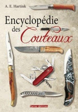 Encyclopédie des couteaux - terres - 9782355301599 -