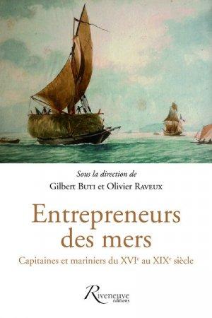 Entrepreneurs des mers - riveneuve - 9782360134540