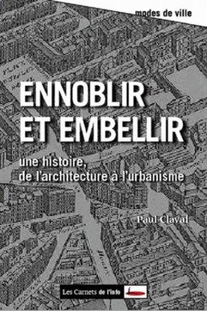 Ennoblir et embellir - scrineo - 9782362670176 -