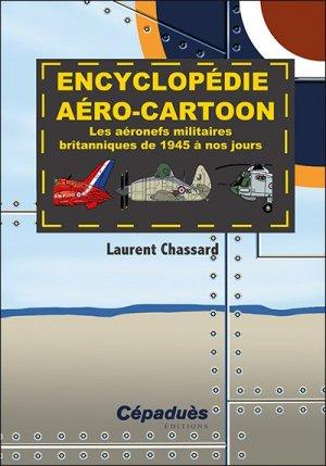 Encyclopédie aéro-cartoon - cepadues - 9782364938625 -