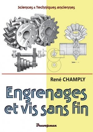 Engrenages et vis sans fin - decoopman - 9782369650300 -