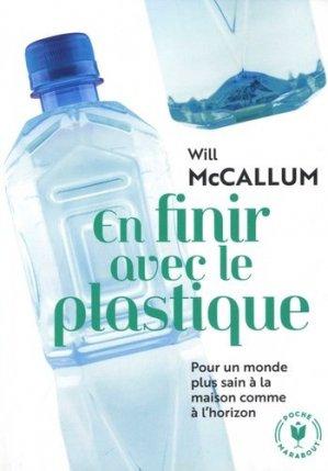 En finir avec le plastique - marabout - 9782501150606 -