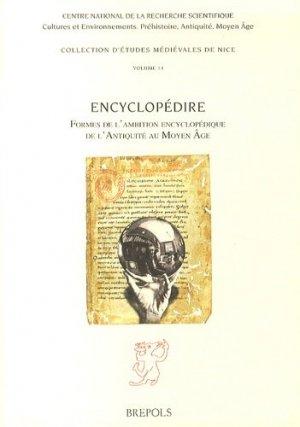 Encyclopédire - Brepols - 9782503551487 -